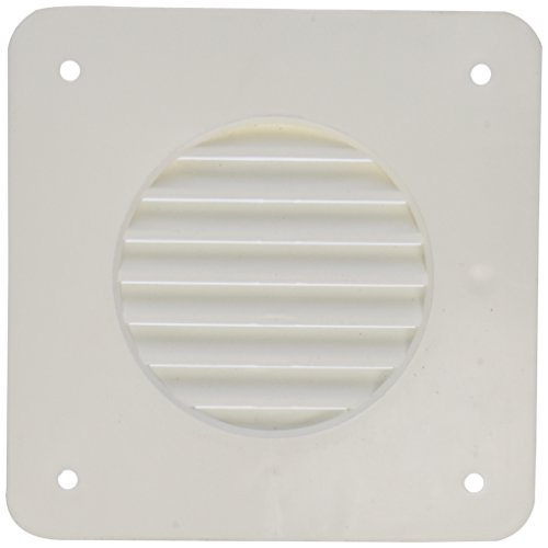 Valterra A10-3300 White Battery Box Louver (Battery Box Vent compare prices)
