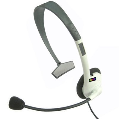 TRIXES HEADSET HEADPHONE MICROPHONE FOR XBOX 360