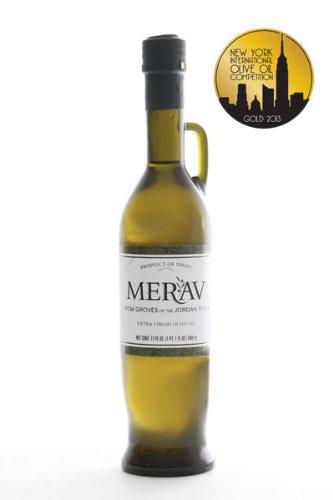Merav® Extra Virgin Olive Oil - Gold Winner | OU Kosher | 500ml