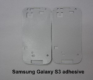Adhesive For Samsung Galaxy S3 Touch Screen Digitizer Glass At&T I747 Verizon I535 Tmobile T999 Sprint L710 Touch Screen Digitizer Adhesive