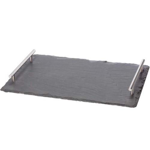 Oenophilia Slate Cheese Board with Handles (Cheese Board Tray compare prices)
