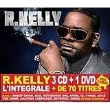 R KELLY Best of (Coffret 3cds + 1dvd)