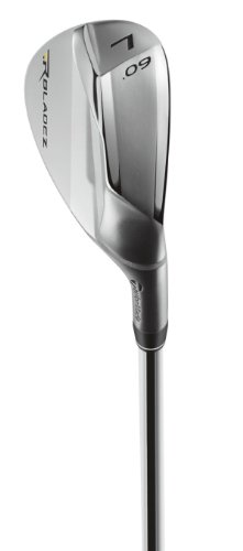 TaylorMade Men's Rocketbladez Individual Iron, Right Hand, Steel, Stiff, 60 Degree, 3-LW