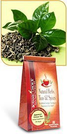 Botanic Choice Japanese Green Tea, 36 Tea Bags Per Pack, (Pack Of 6)