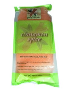 CLEAN N EASY Paraffin Wax Cinnamon Spice 16oz/453g (Item: 41166)