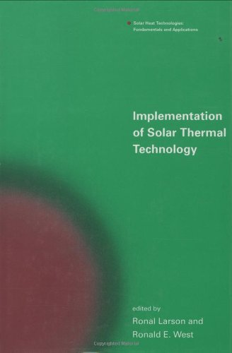 Implementation of Solar Thermal Technology (Solar Heat Technologies)