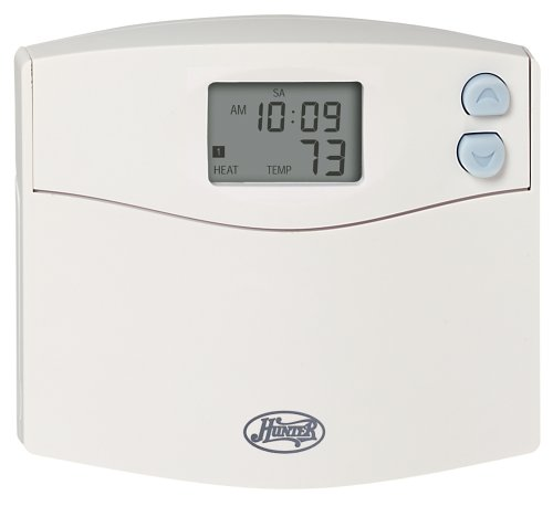 Hunter 44110 Set & Save Programmable Thermostat