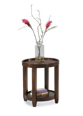 Image of Bassett Mirror Modular Mates Tray Top End Table (8081-220)