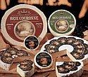 Brie 60% Henri Hutin Cheese1lb