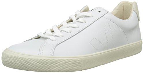VEJAEsplar - Scarpe da Ginnastica Basse Unisex - Adulto , Bianco (Blanc (Extra White/Pierre/Natural Puxador)), 43