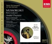 Mussorgsky: Boris Godunov