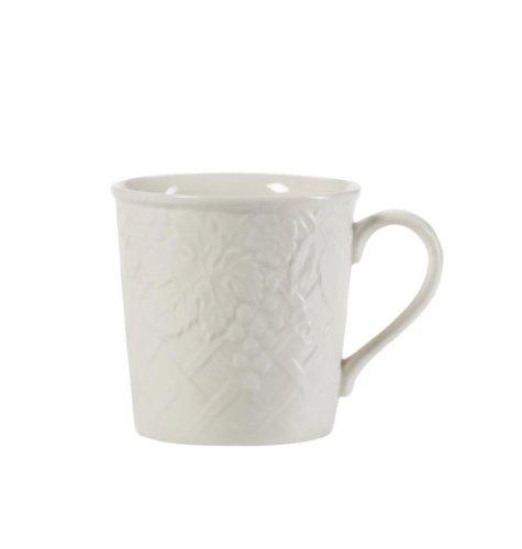 Mikasa English Countryside Mug - White