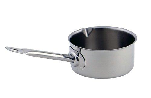 Sitram Profiserie 1-Quart Professional Saucepan With Pour Spout