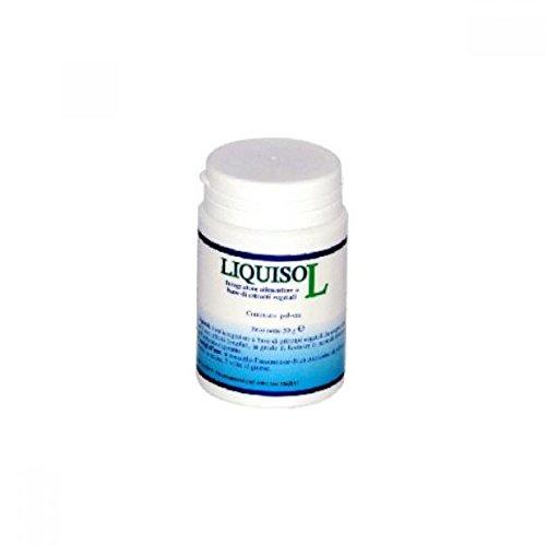 Integratore Alimentare Per Favorire La Funzione Intestinale, Lassativo Liquisol Polvere 50 G