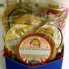 Small Gluten Free/Vegan Cookie Gift Basket - Any Occasion from Sun Flour Baking Co, Inc.