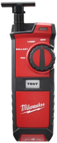 Milwaukee 2210-40 Alkaline Fluorescent Lighting Tester