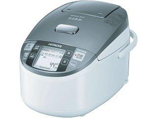 HITACHI Rice Cooker IH type Steam&Press RZ-TW1000K-W(Japan Import)