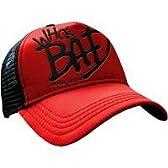 マイケル・ジャクソン キャップ/ Whos Bad Trucker Hat/ AG-1280