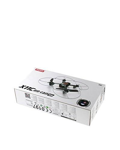 Syma X11C RED - Heli / Quadcopter zwart
