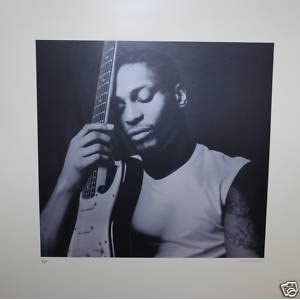 Electric Guitar Bedding on Amazon Com  D Angelo With Electric Guitar Rare Poster  857   Home