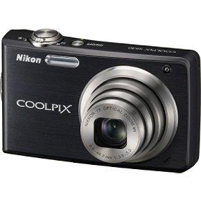 Nikon COOLPIX S630 12 Megapixel Digital Camera with 7x Optic
