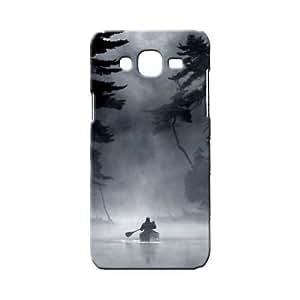 BLUEDIO Designer 3D Printed Back case cover for Samsung Galaxy A3 - G0937
