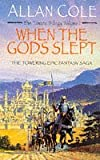When The Gods Slept (The Timura Trilogy Volume 1 (0340681926) by Allan Cole