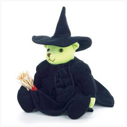 Wicked Witch Wizard Of Oz Bear - Buy Wicked Witch Wizard Of Oz Bear - Purchase Wicked Witch Wizard Of Oz Bear (SunRise, Toys & Games,Categories,Stuffed Animals & Toys,More Stuffed Toys)