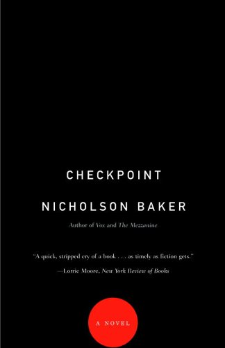 Checkpoint: A Novel