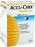 Accu-Chek Multiclix Lancets