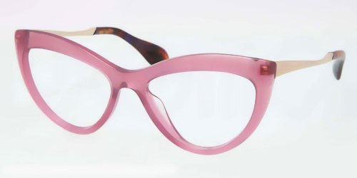 Miu Miu MIU MIU Eyeglasses MU 01MV PC91O1 Violet 54MM