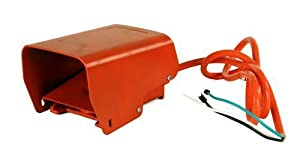 SDT 36642 Foot Pedal Switch Fits SDT 300 and RIDGID ® 300 535 Pipe Threaders