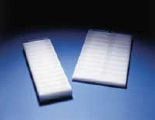Slide Holder For 40 Slides (Polyethylene) (11.75 X 4.13 X 1)