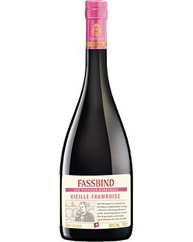 Fassbind Vieille Framboise alter Himbeerbrand Obstbrand 40% 0,7l Flasche Picture