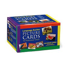 Language Builder Photo Cards - Picture Nouns; no. SLM001