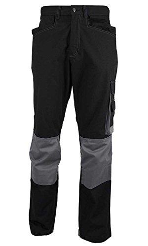 Tungsten - Pantaloni - Basic - Uomo Black 54