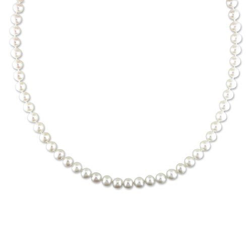 6.5-7mm Endless Freshwater Pearl Necklace 54