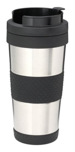Thermos 14-Ounce Stainless-Steel Insulated Travel Tumbler front-850706