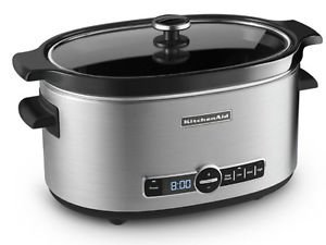 Kitchenaid New Model Slow Cooker Stainless Steel