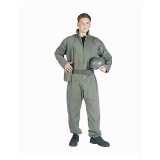 Army Jumpsuit Costume Plus Size