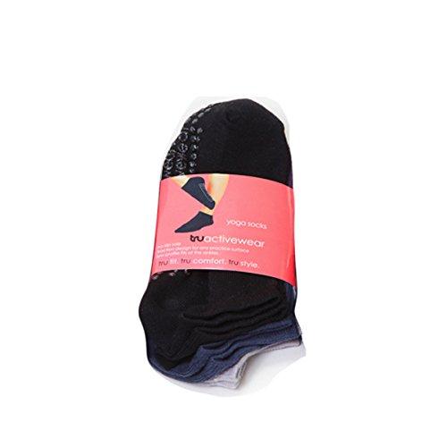 truactivewear Women's Pilates No-slip Yoga Socks For Barre
