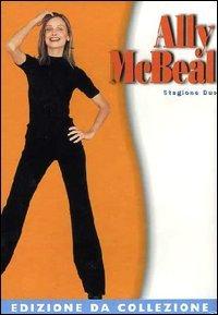 ally mcbeal - season 02 (6 Dvd) Italian Import