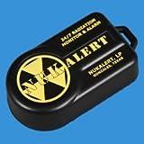 特典付★放射線警報器 NukAlert (ガイガーアラーム)限定パッケージ ネックストラップ・カラビナ/日本語マニュアル付 日本国内からの発送です