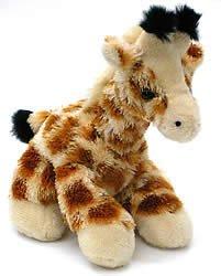 Aurora Plush Gigi Giraffe 8