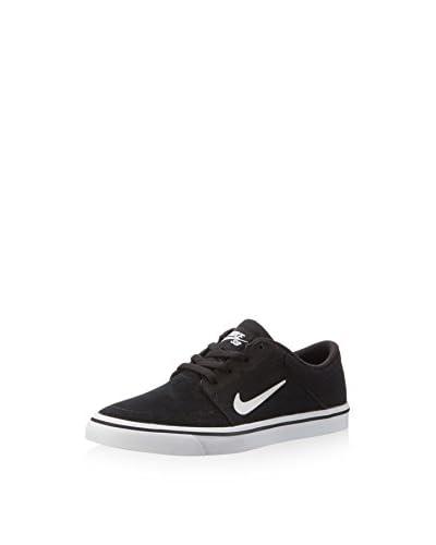 Nike Zapatillas Portmore Negro / Blanco