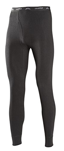 Coldpruf Extreme Performance Thermal Underwear Pants, Medium Black (Thermal Performance compare prices)
