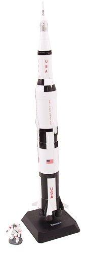 InAir E-Z Build Model Kit - Saturn V Rocket (Saturn V Model Rocket compare prices)