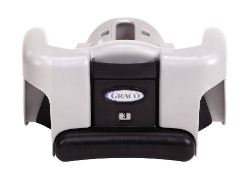 Graco SnugRide Classic Connect 30/35 Infant Car Seat Base, Silver ...