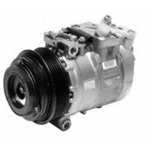 Denso 471-0293 Remanufactured Compressor with Clutch For Select Mercedes Models