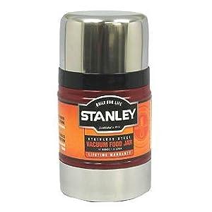 Stanley / Pacific Market Intl 10-00131-005 17 Oz Vacuum Food Jar Red